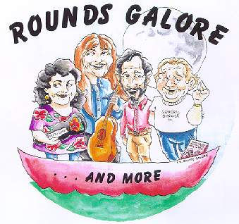 Rounds CD cover image