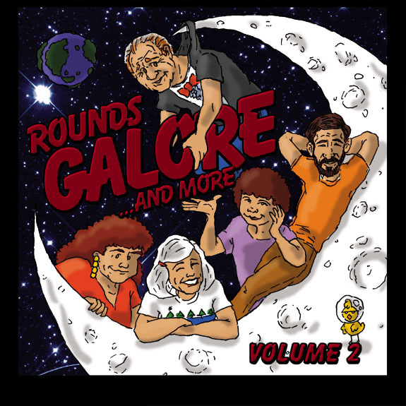 Rounds CD cover cd 2